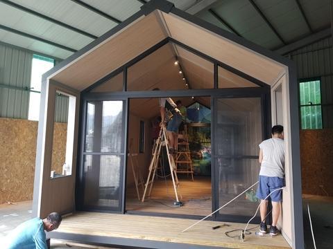 DIY Takasaki Convenient House ,Building Materials