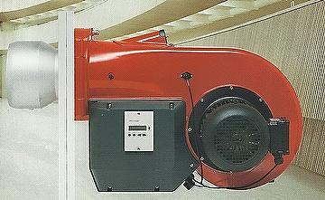 WM-L burner