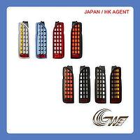 Toyota Hiace H200/Regiusace/Commuter LED Tail Lamp+Sequential Turningsignal