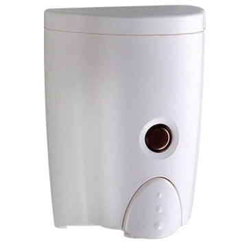 S116 Plastic Soap Dispenser Unlockable for bathroom and kitchen