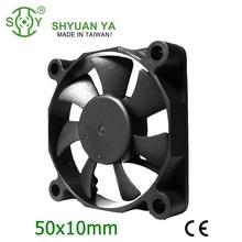50x50 5v 12v low power consumption dc cooling fan