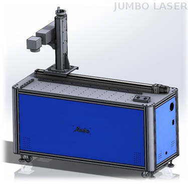Large Dimension Laser Marking Machine