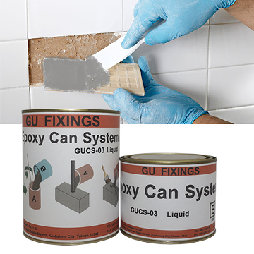 Taiwan Epoxy Resin Repair Two Composite Glue Adhesive
