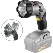 Li-ion 20V Foldable Torch & LED Light
