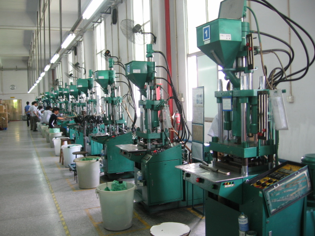 Molding Machine ( Vertical type )