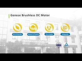 GENESE Intelligent Technology Co., LTD. - Motor Description