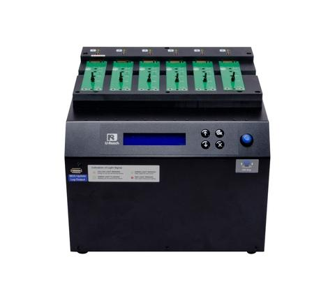 M.2 (PCIe)/U.2 NVMe/SATA Duplicator and Sanitizer
