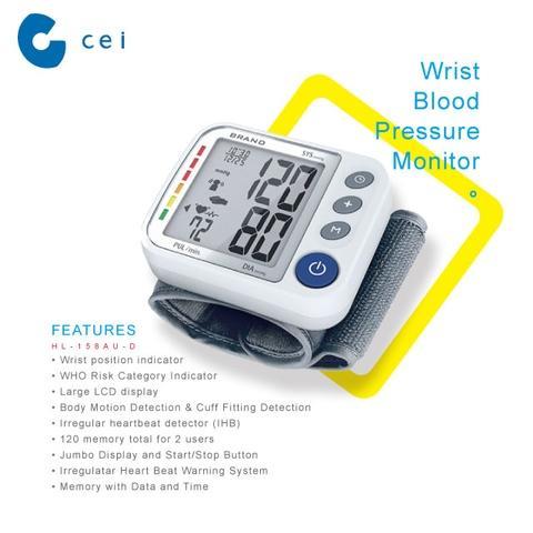 2020 Medical Supplies Mini BP Monitor