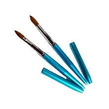 Top quality kolinsky acrylic nail art brush