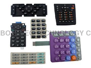 Rubber Keypad Switch