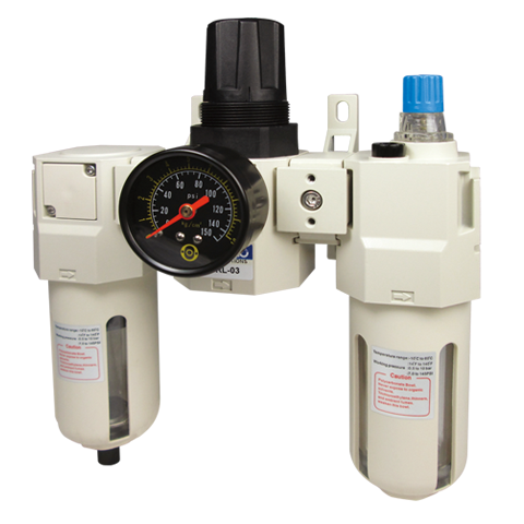 Taiwan FRL COMBINATION Filter Regulator Lubricator 1/4