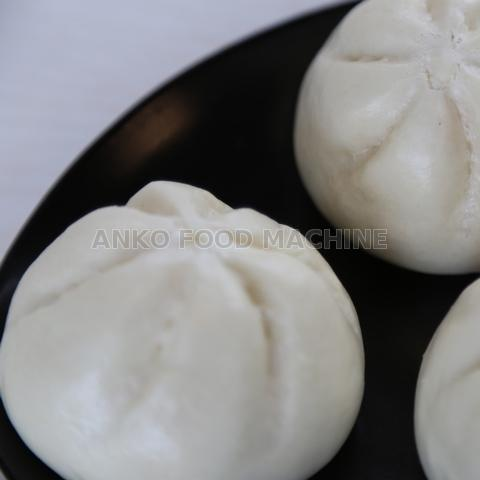 Automatic Chinese Bean Steamed Bun Making Machine