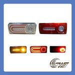 Benz W463 Led Light Bar Tail Lamp
