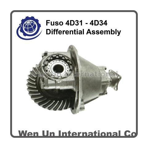 Differential Assembly for Mitsubishi Fuso 4D31-4D34