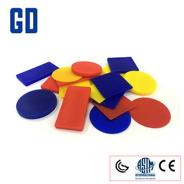New Geometric Figures  8 shapes