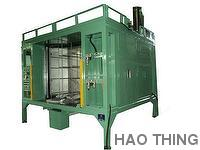 4 Stage Fuel Tank Cleaning Machine
