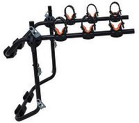 rear bike rack, rear bicycle carrier, bike rack