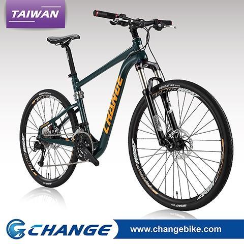 """ChangeBike 27.5"""" Folding Mountain bikes DF-809G"""