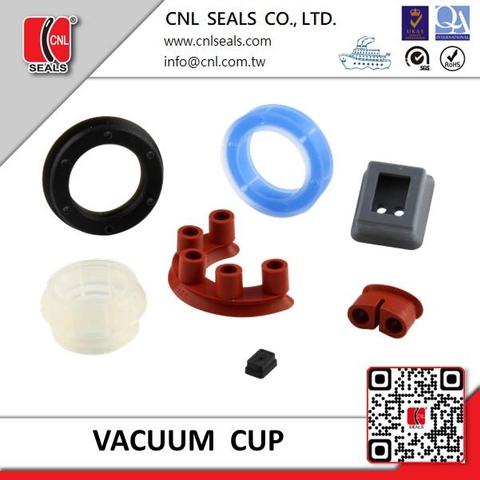 Rubber PU Suction Cup/Vacuum Pad flat type