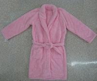 Superior Soft Microfiber Baby Bathrobe