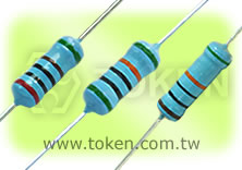 Precision Metal Film Resistors