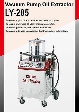 Vacuum Brake Bleeder