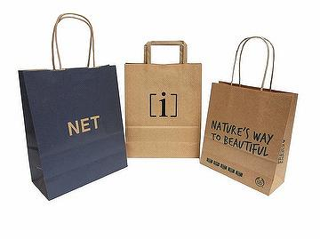 Paper Bag, Kraft Pape Bags, Paper Carrier