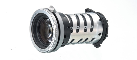 LCD projector lenses, Zoom Lens