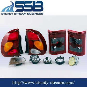 Auto Lamp Mold Design Development