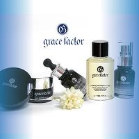 Combination skin whitening,grace factor