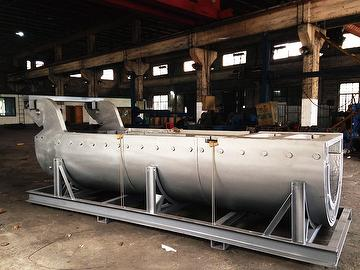 Distribution Chute, Metal and Metallurgy Machinery