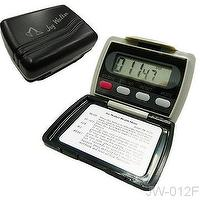 JW-012F  FIVE FUNCTION (step, distance, calorie, stopwatch, clock)