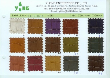 SYNTHETIC LEATHER