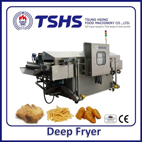 MIT Oil Capacity saving Gralic Fryer Machine