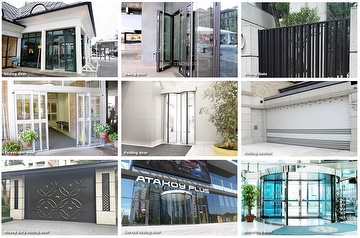 The speciallist in Automatic Door Solutions.