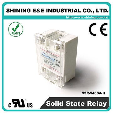 Single Phase Solid State Relay (SSR-S40DA-H)