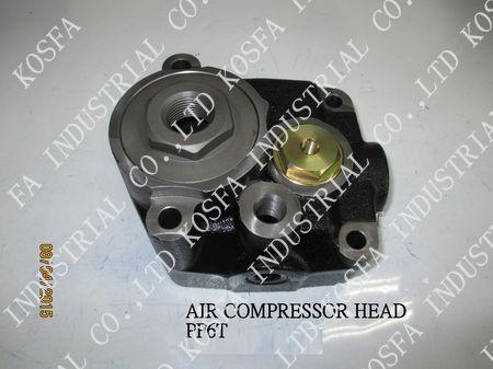 AIR COMPRESSOR HEAD PF6
