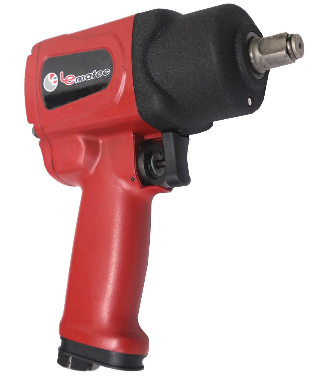 "1//2/"" Air Impact Wrench 820 ft//lb Industry LEMATEC Pneumatic Impact Air Tools"