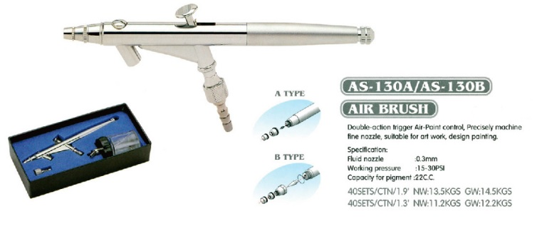 Airbrush AS-130B