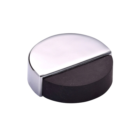 Taiwan Decorative Round Floor Mounted Rubber Door Stopper | Taiwantrade.com
