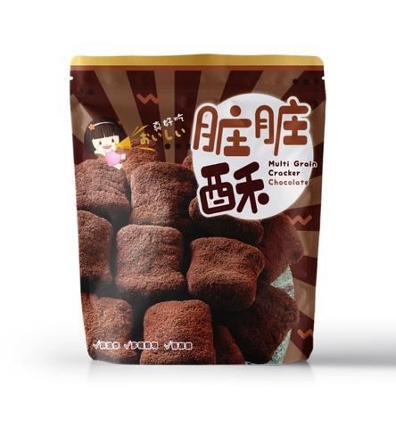 Multi Grain Cracker(cocoa).