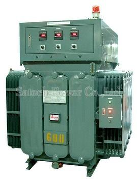 Heavy Duty Industrial Grade AVR, IAVR, MTN, induction voltage regulator, brushless ivr