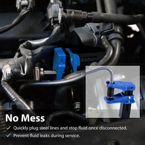 Features of Auto Steel Line Fluid Leak Stopper