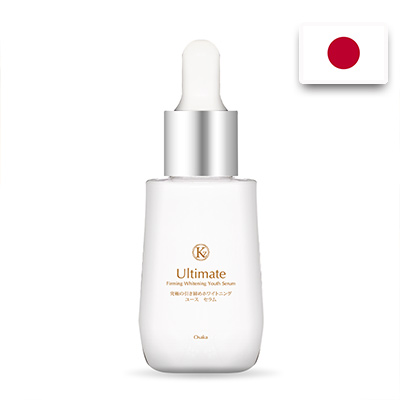 【KINNZA JAPAN】Ultimate Firming Whitening Youth Serum 30ml