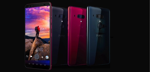 Brand new Factory unlocked HTC U12+ (6G/64G)