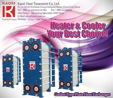 Best Quality in Asia - Gasket Type Plate Heat Exchanger