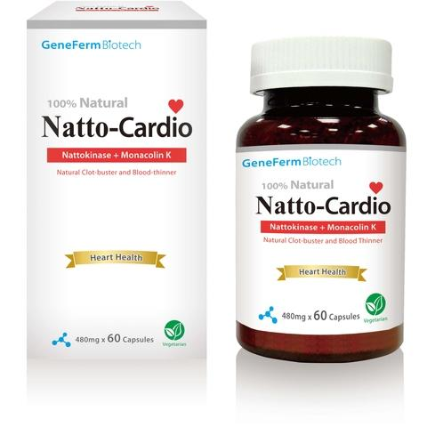 Natto Cardio, stroke prevention