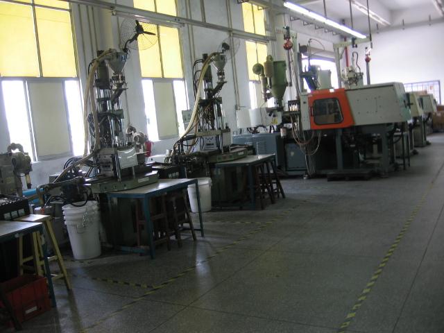 Molding Machine( Horizon type)