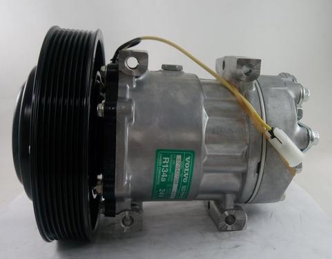 Taiwan VOLVO TRUCK A/C Compressor, SD7H15-4324, Automobile parts