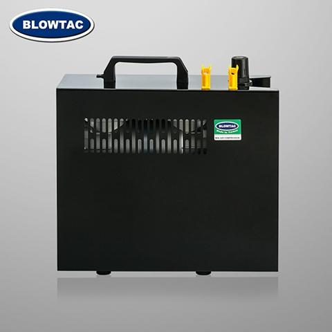 Double cylinders Mini Air Compressor with Tank and cover